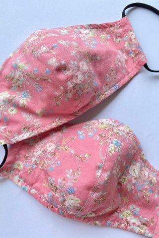 Macaron Floral - Pink