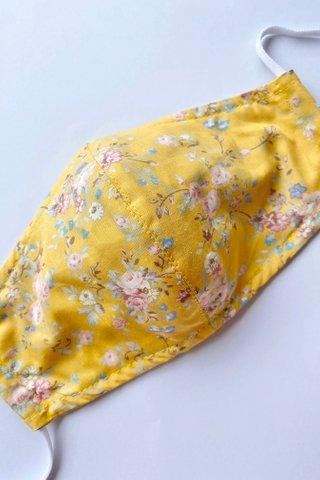 Macaron Floral - Sunshine