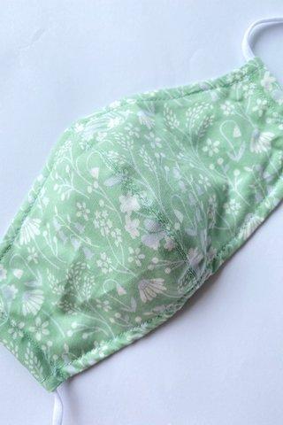 Pastella Floral - Pastel Green
