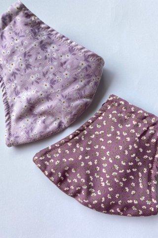 Lavender Masks - Pale
