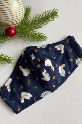 Little Duckie - Navy (Kids)