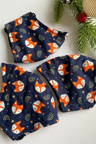 Fabulous Fox - Navy