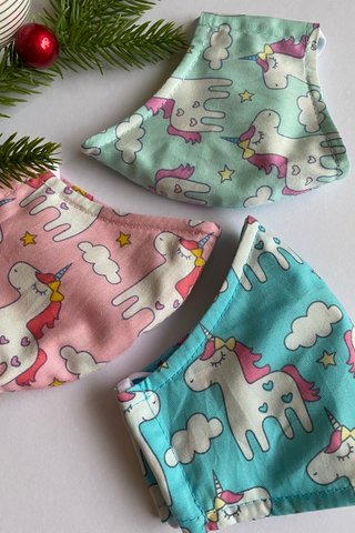 Candy Unicorn - Bundle of 3 (Kids)