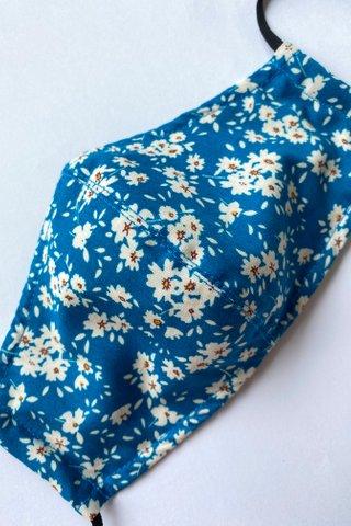 Pixie Floral - Blue