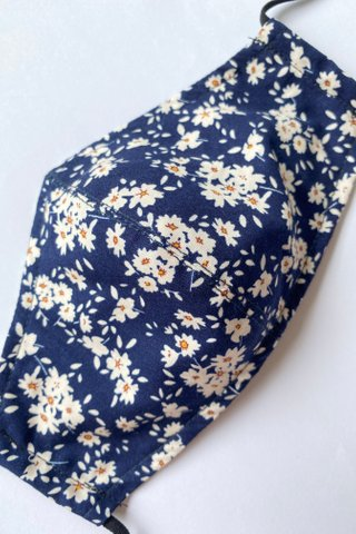 Pixie Floral - Navy