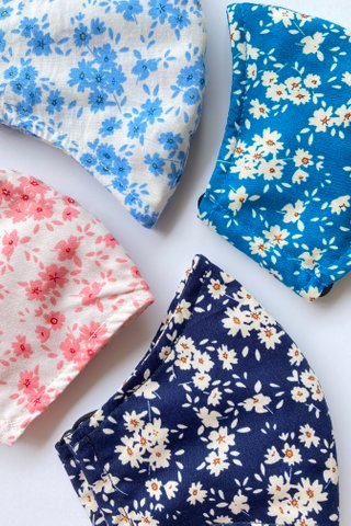 Pixie Floral - Bundle of 4