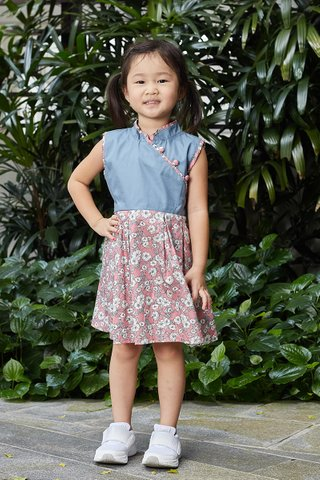 Starla Bloom Dress (Girls)