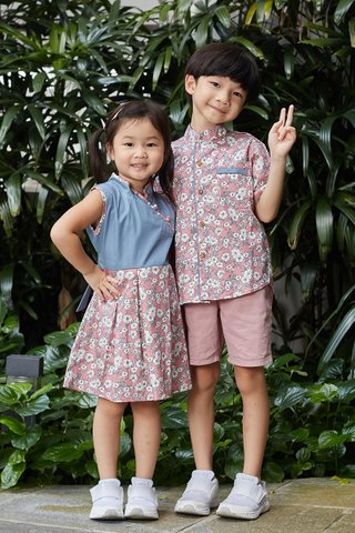 Starla Bloom Shirt (Boys)
