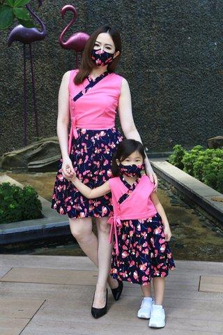 Posie Pink Hanbok (Girls)
