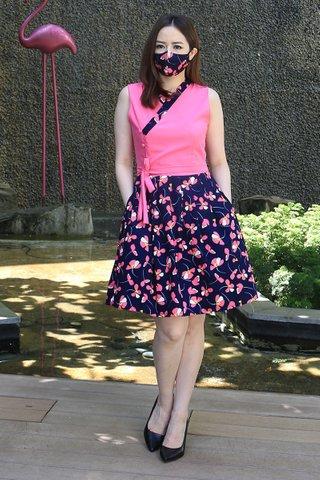 Posie Pink Hanbok (Tall)
