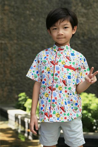 Shapes Shirt (Boys)