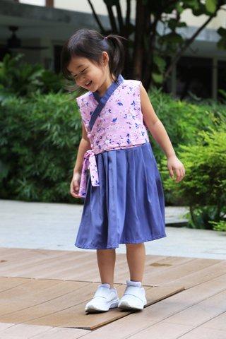 Sweet Lilac Hanbok (Girls)